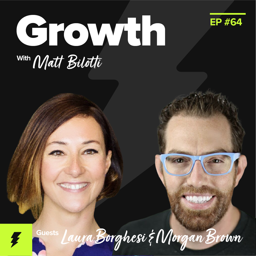 Why Your Attempts At PLG Aren't Working (With Morgan Brown, VP of Growth at Shopify and Laura Borghesi, VP of Growth at ClassPass))
