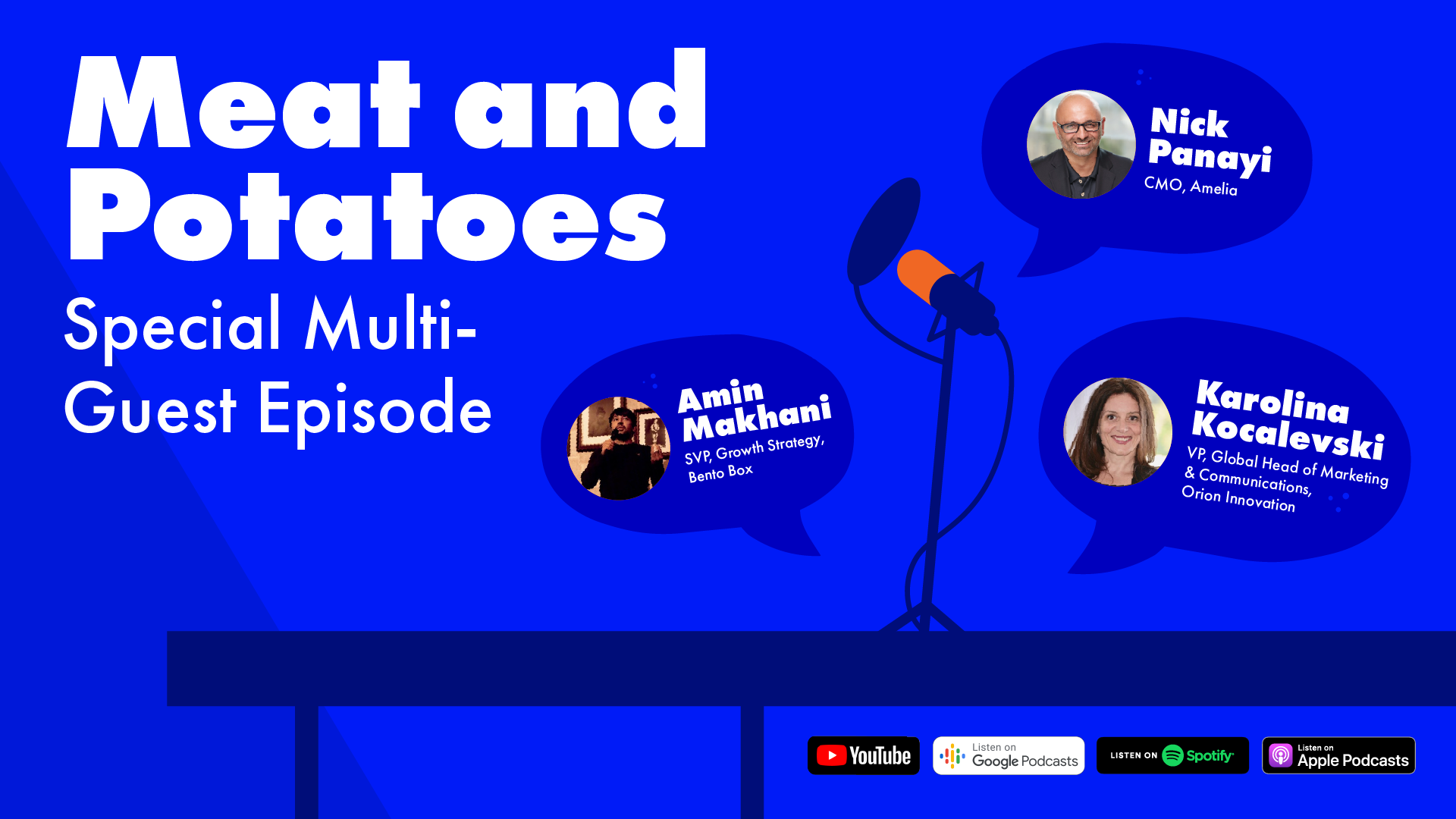 Multi-guest - Meat and Potatoes (Special Multi-Guest Episode)