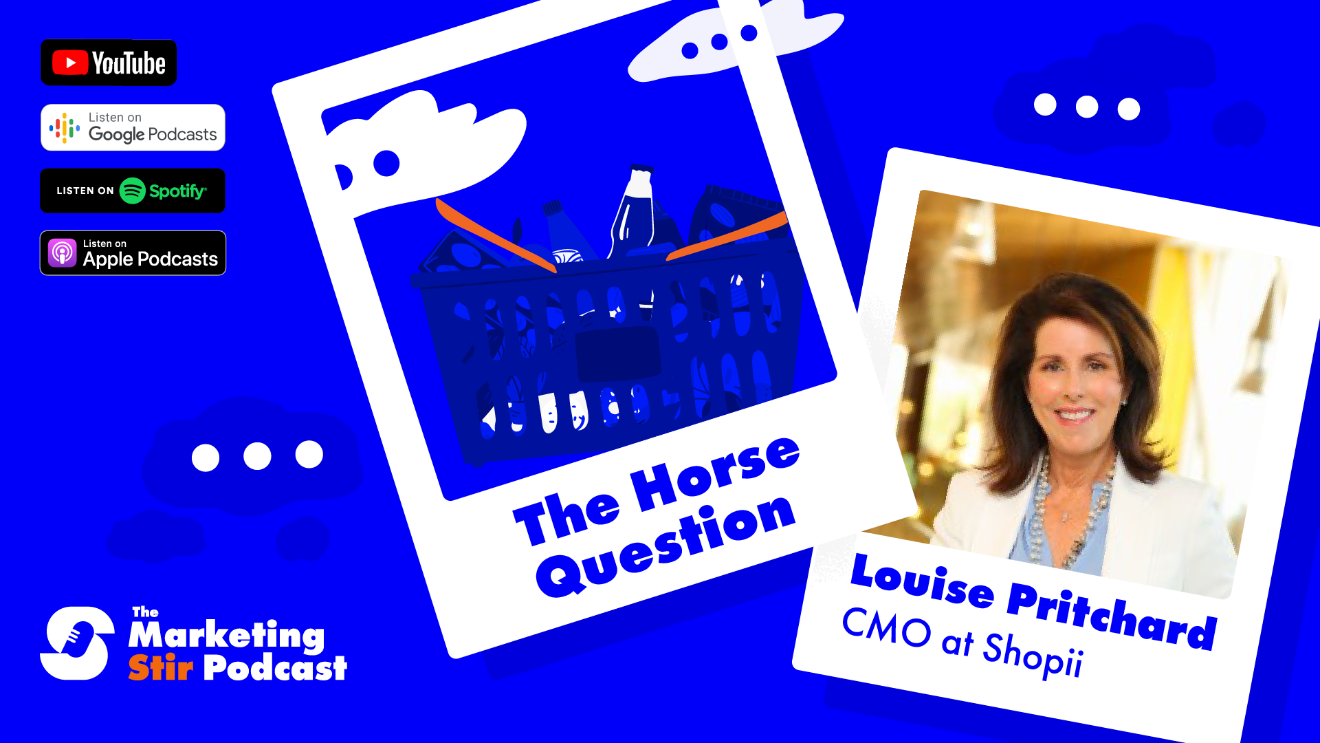Louise Pritchard (Shopii) - The Horse Question