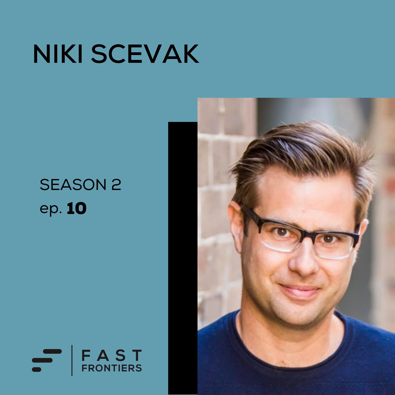 S2 Ep 10: Niki Scevak at Blackbird Ventures