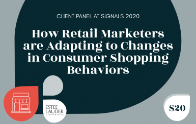 How retail marketers are adapting to extraordinary changes in consumer shopping behaviors