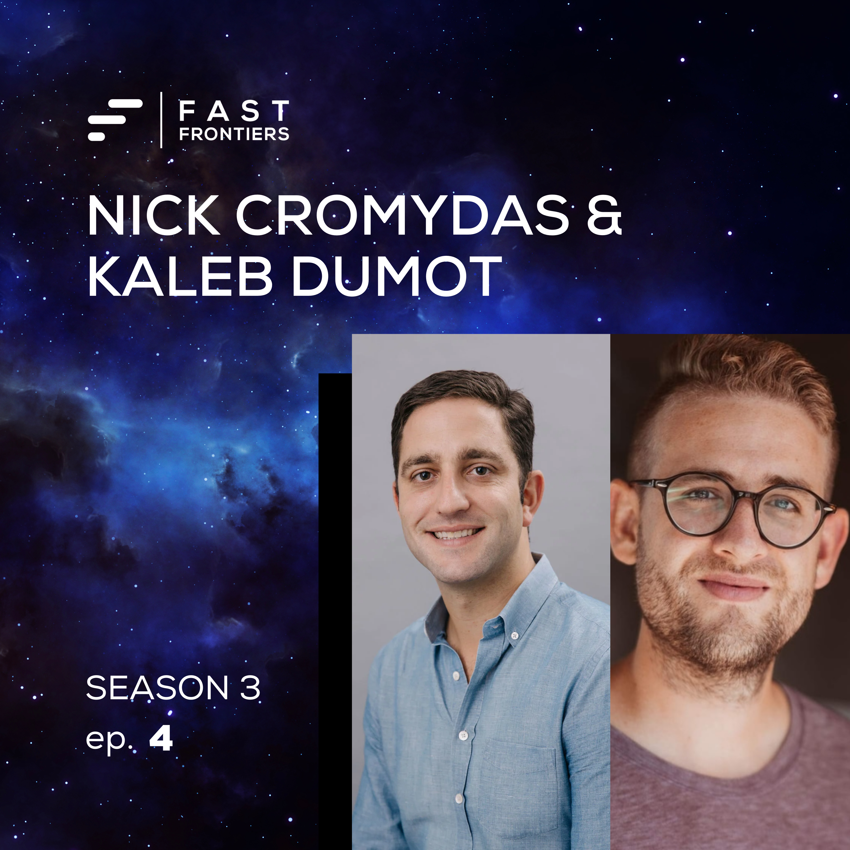 S3 Ep 4: Nick Cromydas & Kaleb Dumot