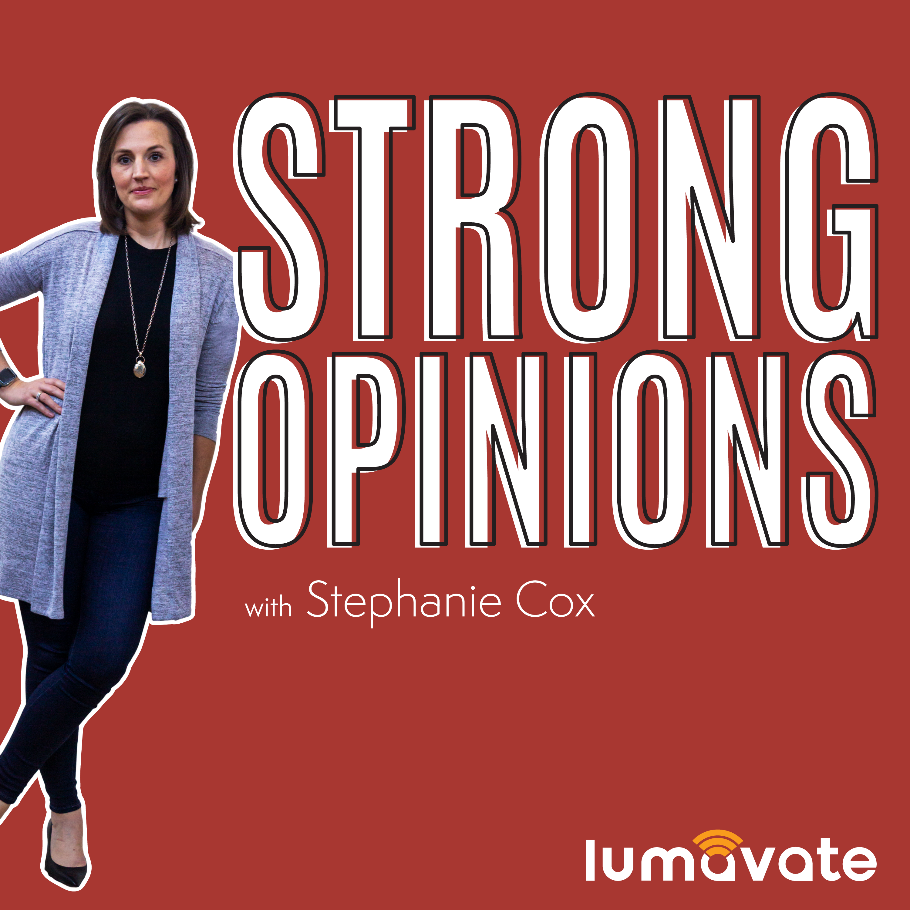 Introducing Strong Opinions