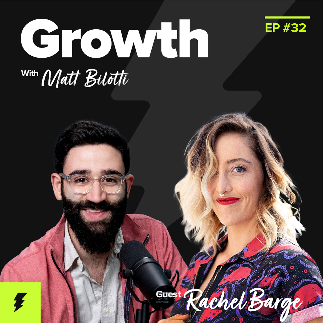 Why You Should Write Things Down...Yes, Really (With Leap Grow's Rachel Barge)