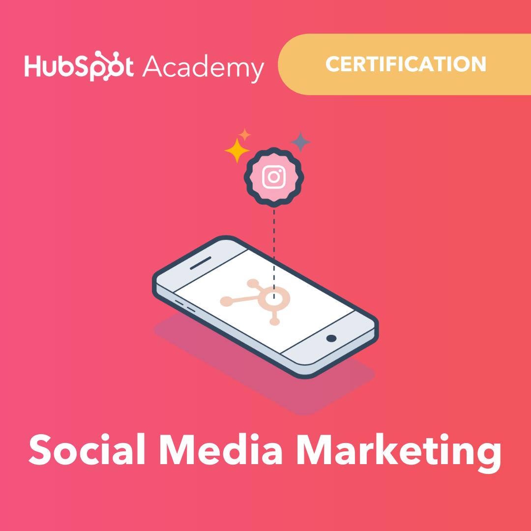 Free Social Media Marketing Certification Course