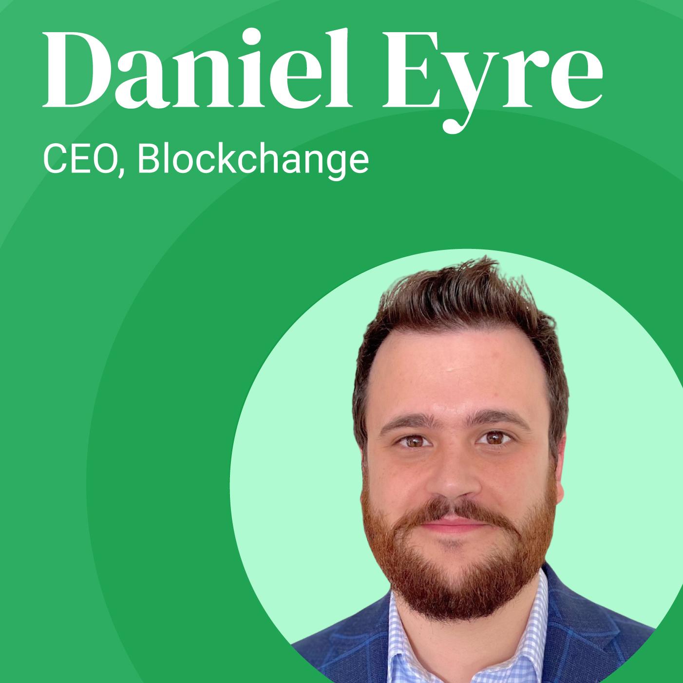 Crypto and Blockchain: The Future of Finance | Daniel Eyre