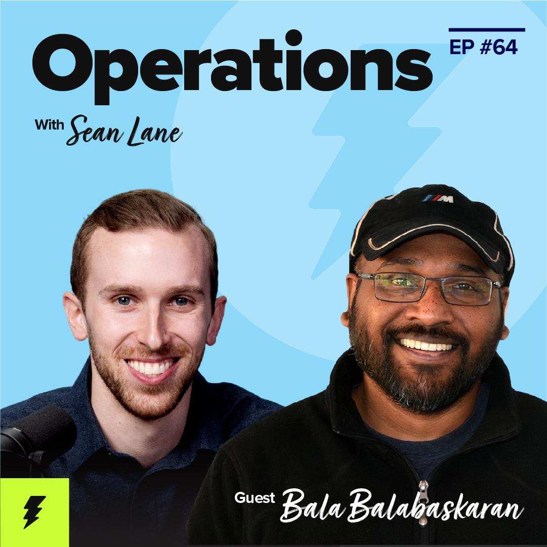 #throwback Inside Salesforce's Annual Planning Process with Bala Balabaskaran (aka The Guy Who Built It)