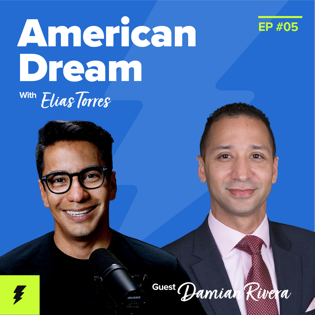 #5: How to Bring Your Full Self to Work as a Latinx in Tech with ALPFA's Damian Rivera