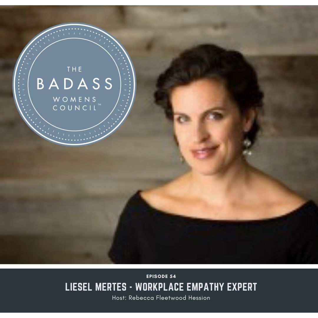 Handle with Care - Workplace Empathy with Liesel Mertes
