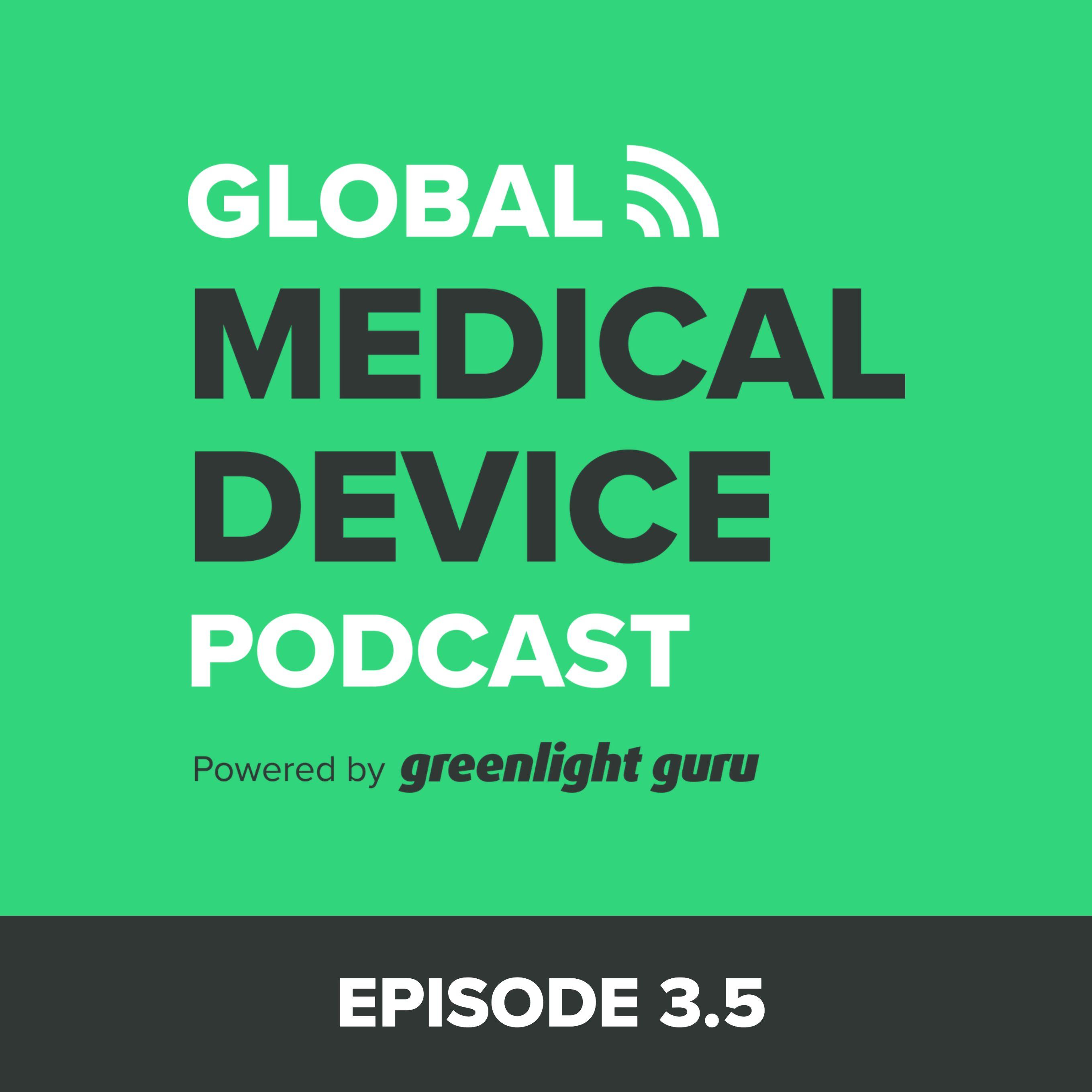 How to Improve Your Medical Device Design Reviews Bonus Episode