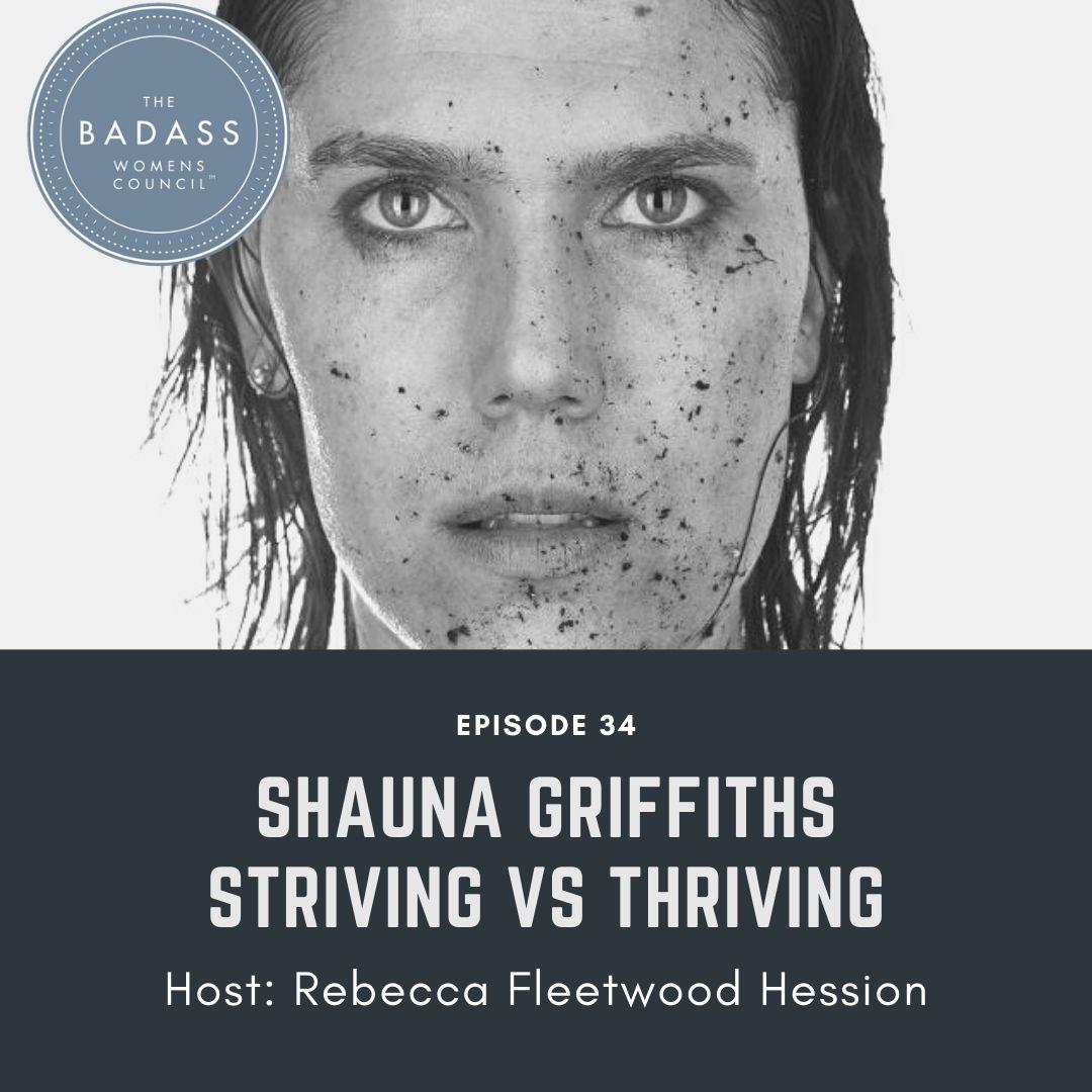 Striving vs Thriving