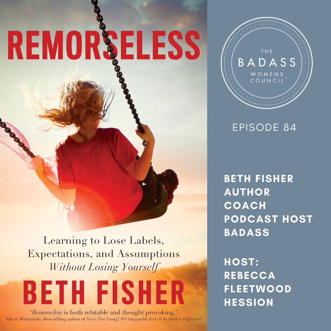 Beth Fisher is here to Reflect, Reject, and Be Remorseless