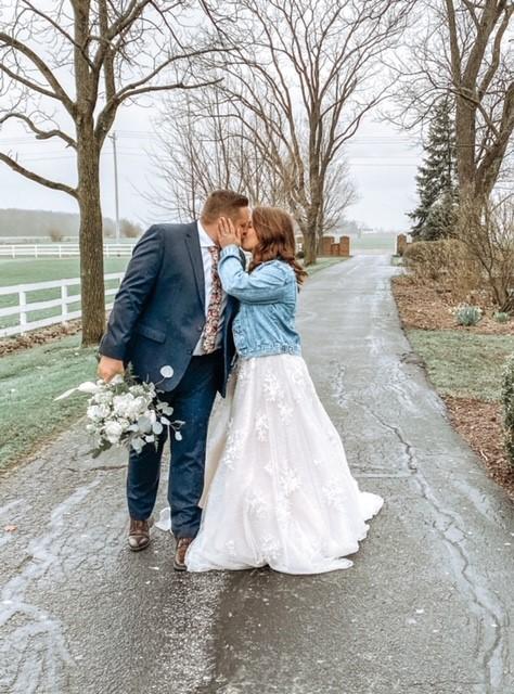 Quarantine Didn't Stop The Wedding
