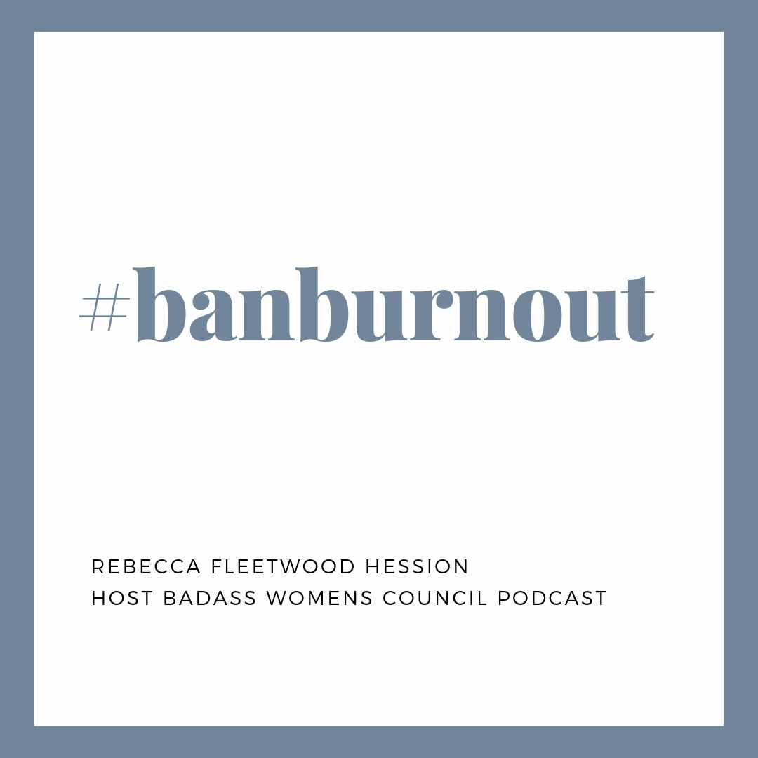 Ban Burnout .. Starting with Reflection .. introducing Enneagram