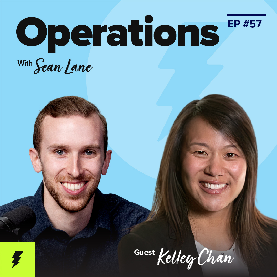 The Future of Sales Ops' Relationship with Sales with GlobalFoundries' Kelley Chan