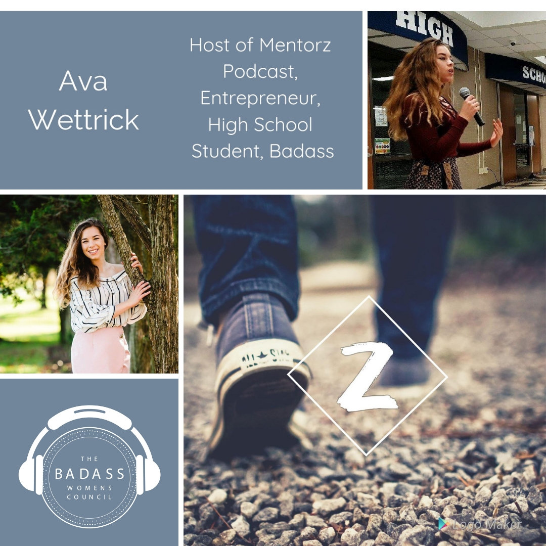 Hear from a Badass Generation Z Influencer - Ava Wettrick