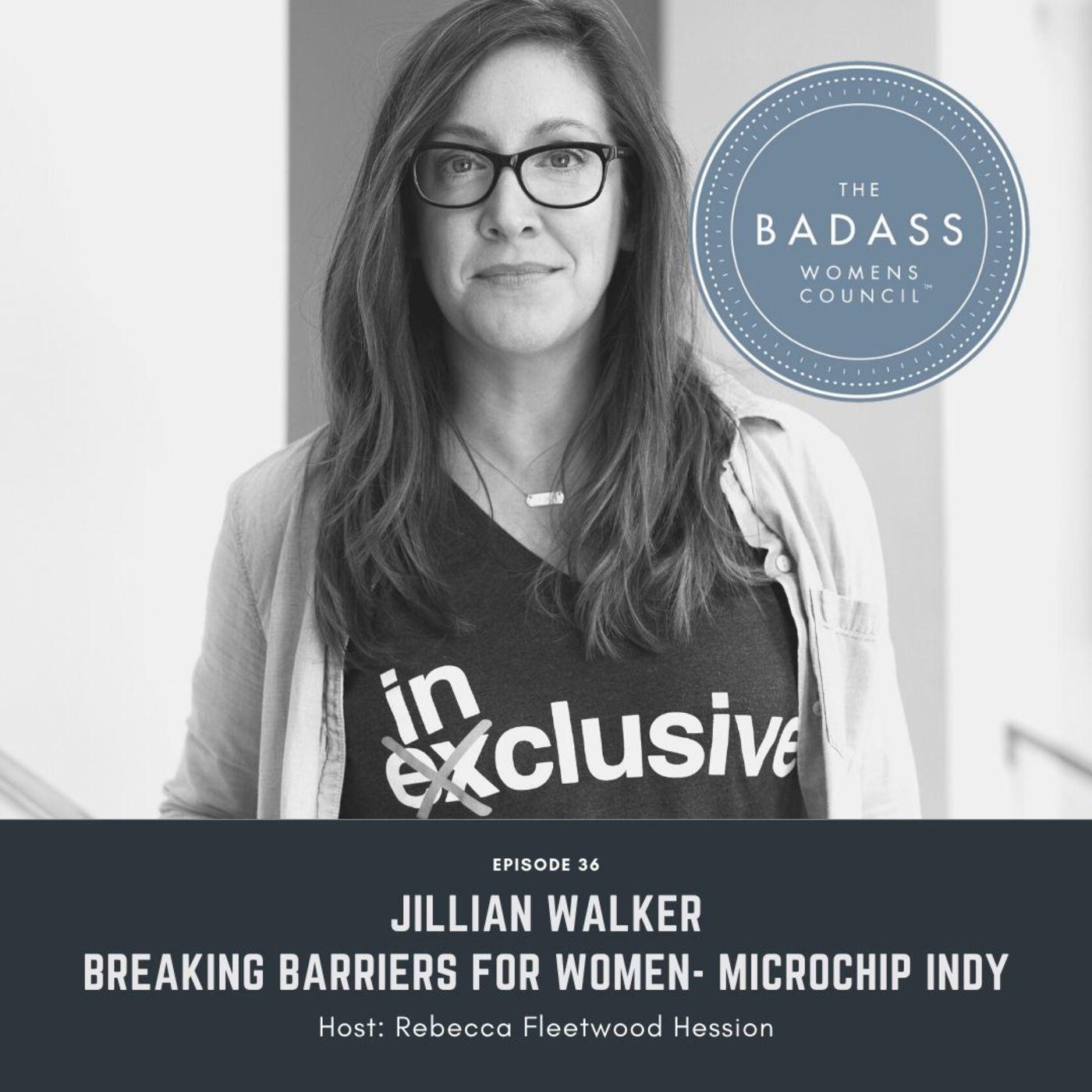 Jillian Walker: Breaking Barriers for Women