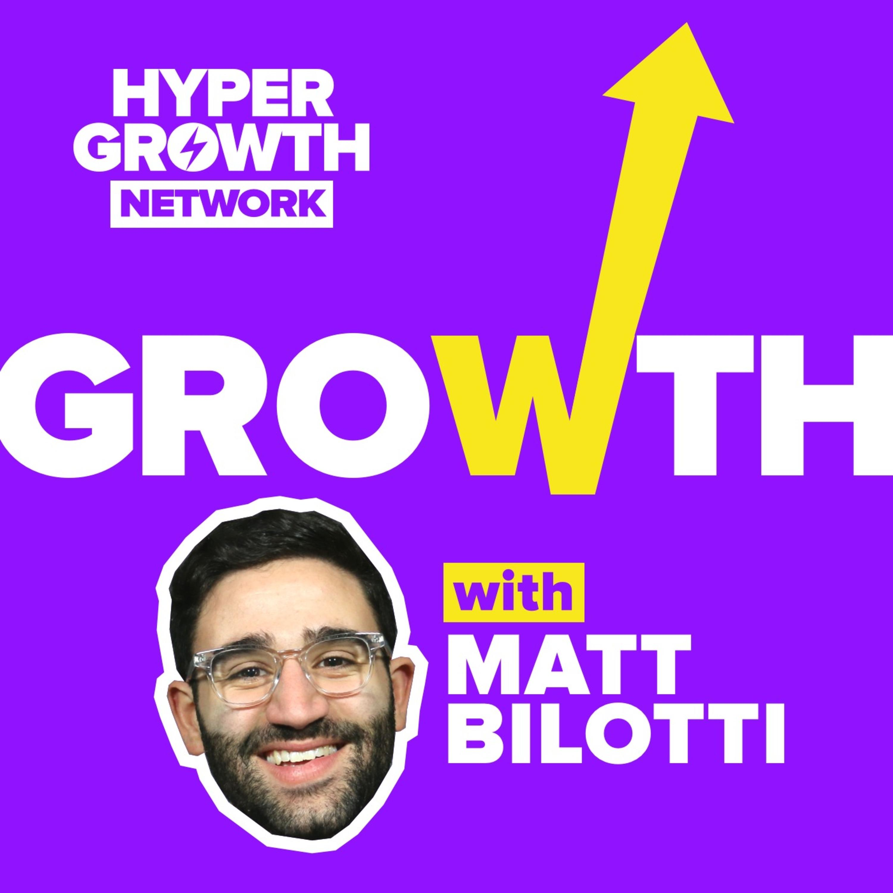 When & How to Make Your First Growth Hire (With Drift's Guillaume Cabane)