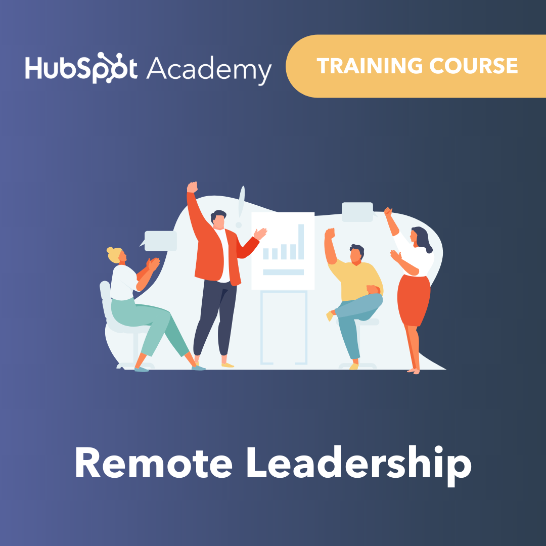 Free Remote Leadership Training: How to Manage a Remote Team