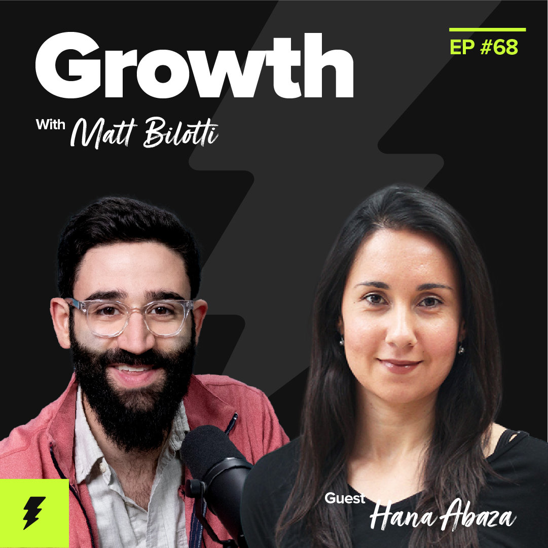 How to Optimize for Revenue Expansion (w/ Hana Abaza, Director of Global Marketing at Shopify)