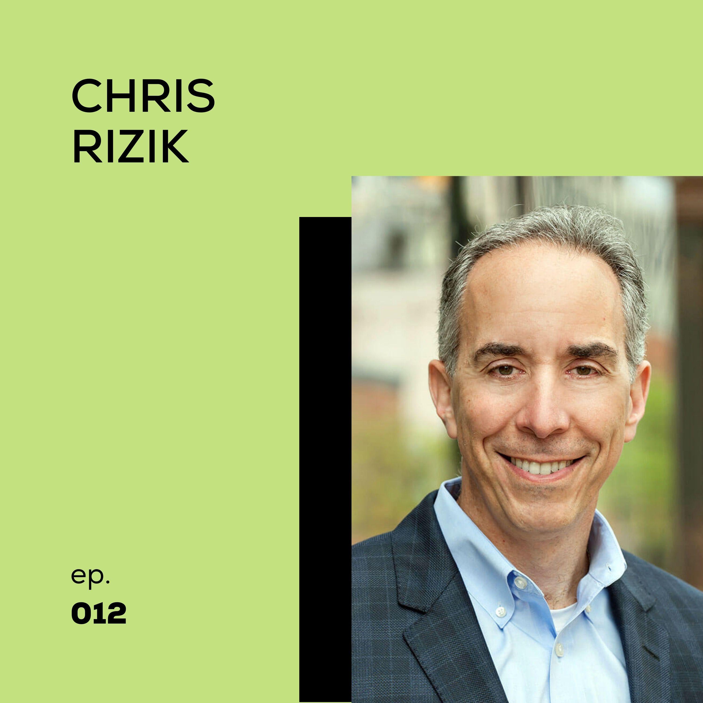 12 - Chris Rizik