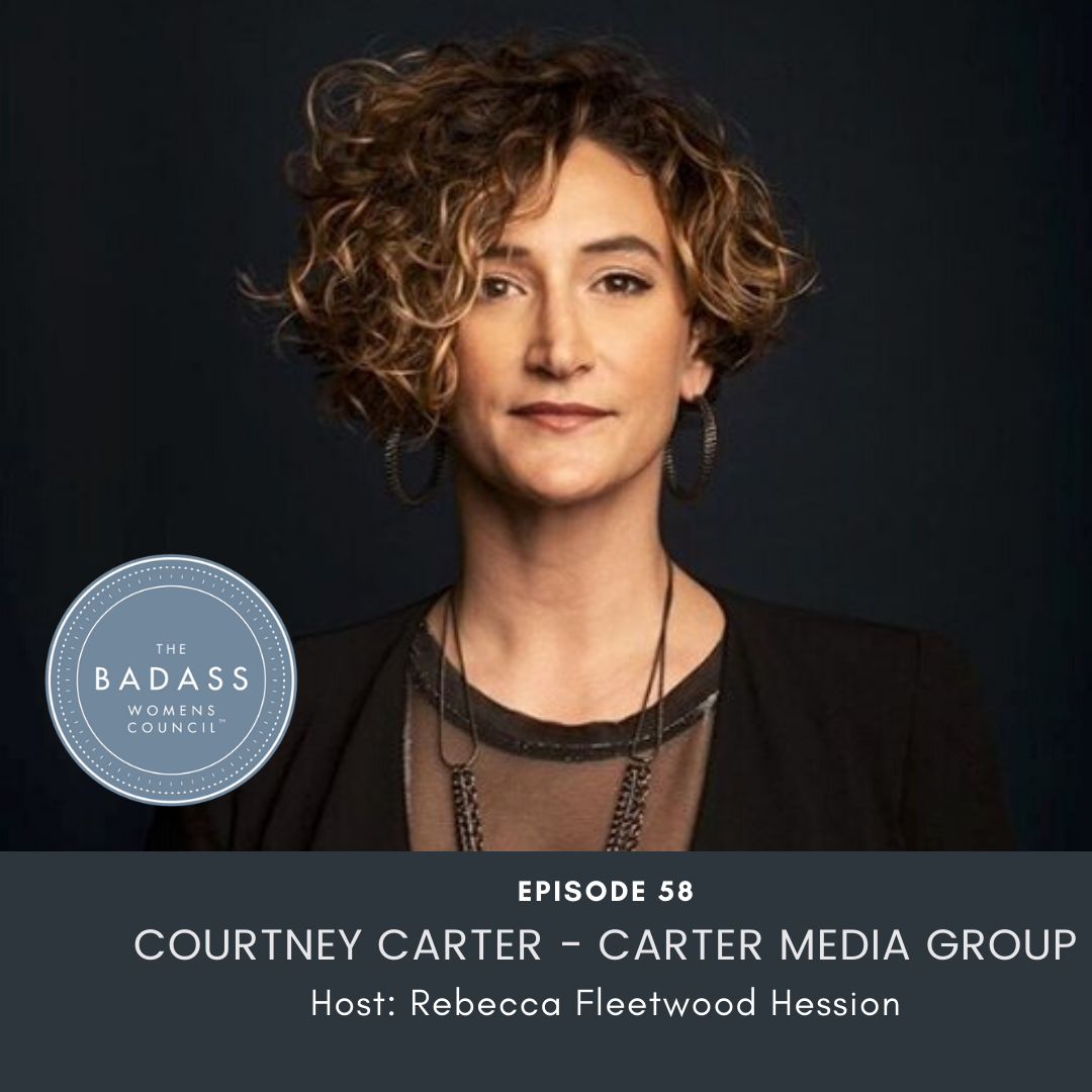 Courtney Carter - Bridging Energies and Stories that Shift Culture