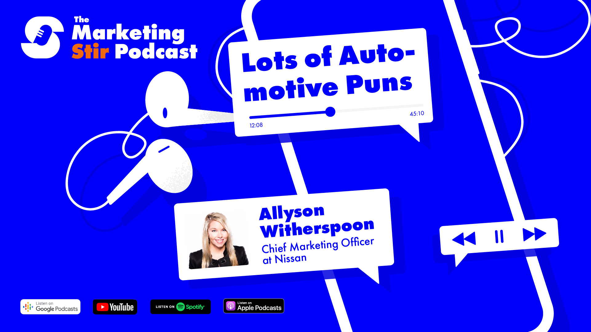 Allyson Witherspoon (Nissan) - Lots of Automotive Puns